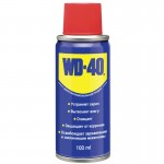 WD-40 100 мл, 1шт.