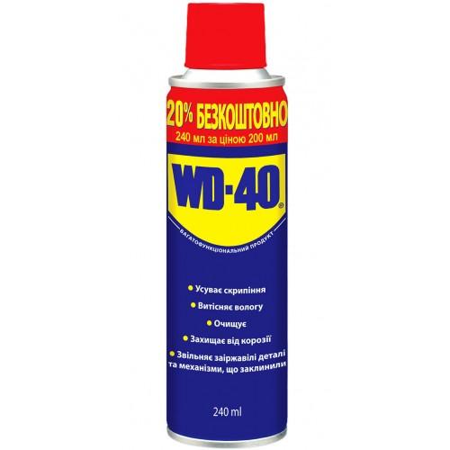 WD-40 240 мл, 36шт.