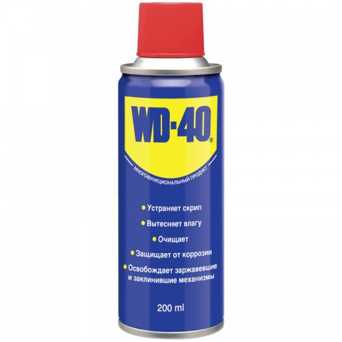 WD-40 200 мл, 36шт.