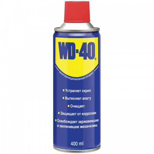 WD-40 400 мл, 24шт.